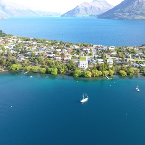 Queenstown by Drone